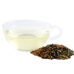LizzyKate.com - Green Teas: Genmaicha   This one of our favorite green teas and great choice if you're new to drinking green tea.