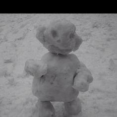 Śniegowa Małpa