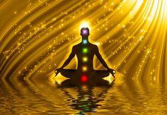 7 chakras are 7 energy nodes in the body that trap the cosmic pranic energy. Hence they need chakra balancing for chakra healing through chakra meditation. Yoga Kundalini, Pranayama, Chakra Yoga, Chakra Healing, 7 Chakras, Clear Chakras, Ayurveda, Fitness Video, Material World