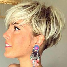 "808 Likes, 6 Comments - Евгения Панова (@panovaev) on Instagram: ""@lavieduneblondie #pixie #haircut #short #shorthair #h #s #p #shorthaircut #hair #b #sh #haircuts…"""