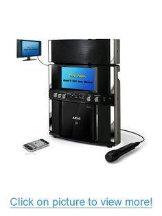 Akai Karaoke KS800 Front Load CD+G Karaoke System #Akai #Karaoke #KS800 #Front #Load #CD+G #System