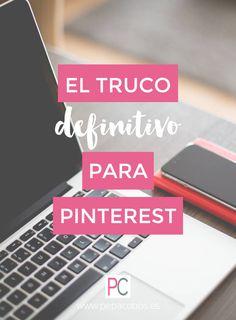 El truco definitivo para Pinterest