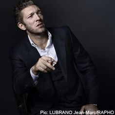 All in the genes: Vincent Cassel, husband of Monica Bellucci, is one half of French cinema's hottest couple Vincent Cassel, Dapper Dan, Hot Couples, Monica Bellucci, Portrait Inspiration, Paris, Actors & Actresses, Eye Candy, Cinema