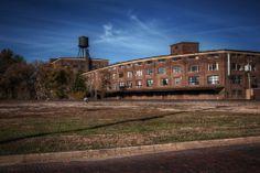 Warehouse building in NE Minneapolis.