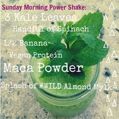 smoothie with recipe! get it!
