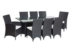 Chairs with metting table