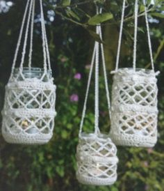 See more about jars and crochet. easter spring