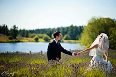 When you have a lavender field, you use it!  See this full Roche Harbor wedding at http://www.alantephotographyblog.com/?p=2706