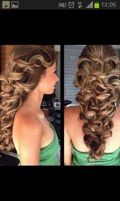 Wedding Hair / Hair idea. For more great wedding ideas visit blissbysam.com
