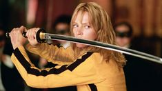 While everyone else celebrated Thanksgiving with their families, Uma Thurman, star of Quentin Tarantino's classic film 'Kill Bill' went on an epic rant against one of Hollywood's biggest sexual pre… Reservoir Dogs, Harvey Weinstein, Quentin Tarantino, Tarantino Films, Film D'action, Bon Film, Ip Man, Best Action Movies, Great Movies