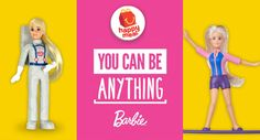 Rekindling your love for Barbie, McDonald's India has launched Barbie as one of its new Happy Meal toys. Mcdonalds India, Best Fast Food, Mermaid Barbie, Kids Inspire, You Can Be Anything, Girl Power, Hot Wheels, Fashion Dolls, Ronald Mcdonald