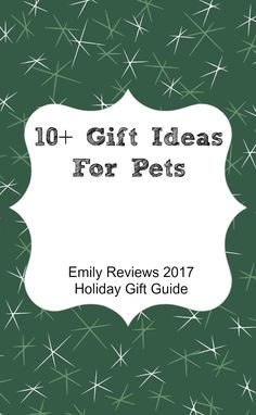 10+ gift ideas for p