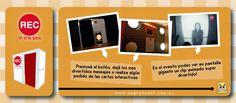 Cabina de Mensajes - Rec in the Box - Eventos, casamientos, boda