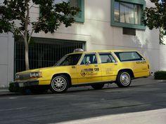 LTD Crown Victoria Taxi | Flickr - Photo Sharing!
