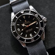 Rolex Submariner re-imagined by Tempus Machina Watch Co.