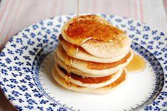 Pancakes. 'Nuff said.