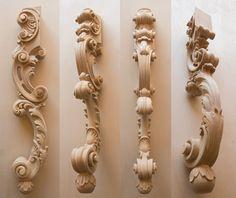 Francesco Dejaco | Wood carving