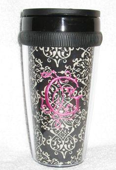 Personalized Coffee Mug / Mongrammed Coffee Mug Coffee Tumbler
