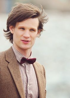 """Eleven   Matt Smith   Doctor Who   Behind the scenes """"The Time of Angels"""""""