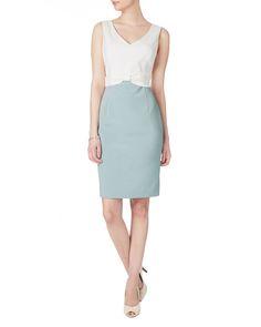 Dresses | Neutral Helena Dress | Phase Eight
