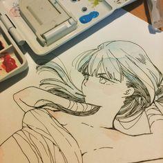 Wip 20170726   Tachibana Lita on Patreon