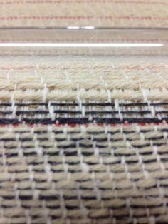 Lanificio Leo. Fabric from Lab weaving.