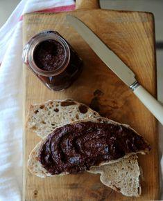 Jaglany krem węgierkowo-czekoladowy
