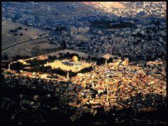 Un paisaje de Jerusalén - Por Iosu Perales