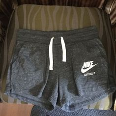 NWT NIKE SHORT NWT NIKE COTTON SHORT- size Medium Nike Shorts