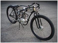 The Sportsman Flyer\u00a0\u2018200\u2019 - Pipeburn - Purveyors of Classic Motorcycles, Cafe Racers & Custom motorbikes