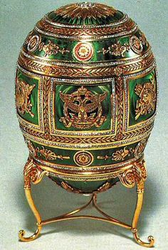 Faberge Eggs From The Lost Russian Dynasty                                                                                                                                                                                 More