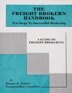 Freight Brokers Handbook