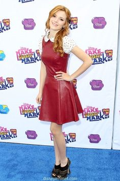 ".@bellathorne ""Make Your Mark: Shake It Up Dance Off 2012″ 3"
