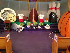 Vacation Bible school 2015 , Mega Sports, Divine Faith Church, Martinsville Va