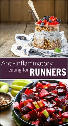 Understanding Anti-Inflammatory Eating-- How it can improve post workout recovery, reduce injuries and speed up healing. Plus 30 recipes