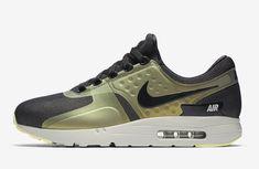 566a5e3a184ef Nike Air Max Zero SE Noir   Os Léger