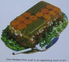 Molded Pork Loaf -