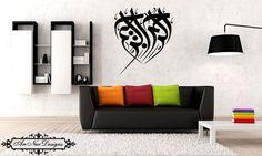 Islamic Wall Art - Arabic Stickers - Arabic Decals - Islamic Wall Art - Islamic Decals - Islamic Wall Decor - Muslim Art - Islamic Wall Decals
