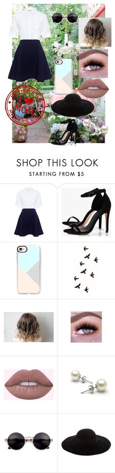 """""""Happy Mexican Mother's day"""" by izzylopez2002 ❤ liked on Polyvore featuring Paul & Joe Sister, Boohoo, Casetify and Eugenia Kim"""