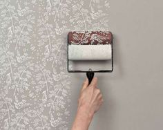 Clare Bosanquet Offers a Fun Alternative to Wallpaper #design #creativity trendhunter.com