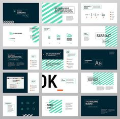 Grafik Design The Scale Factory identity design Various Types Of Flooring For Homes Floors are usual Layout Design, Design Corporativo, Design Food, Slide Design, Web Layout, Logo Design, Corporate Branding, Corporate Design, Personal Branding