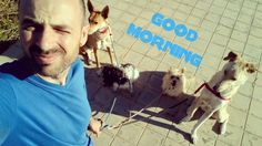 "Buenos días! Hoy va a ser un GRAN día! ... Aunque no esté en ""Gandia""  lol  #emprendedor #blog #influencer #marketing #digital #branding #redes #sociales #social #media #creativo #ideas #valencia #instagram #spain"