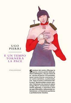 cover design. Svevo Editore 2014.