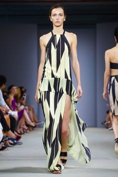 JMendel Fashion Show Ready to Wear Collection Spring Summer 2016 in New York