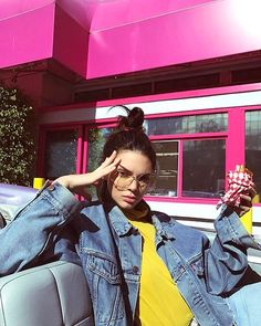 Get Kendall Jenners Cool LA Vibes Look | Le Fashion | Bloglovin'