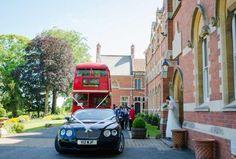 Stanbrook Abbey Malvern wedding