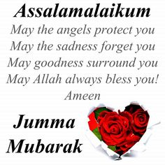 New photo added to gallery Assalamu Alaikum Jumma Mubarak, Jumma Mubarak Messages, Jumma Mubarak Images, Jumuah Mubarak Quotes, Eid Mubarak Quotes, I Love You Husband, Love Messages For Husband, Islamic Quotes Wallpaper, Islamic Love Quotes