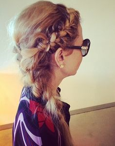Maura became a master braider while watching youtube videos. Get inspired here!