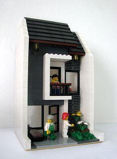Minecraft Lego, Instructions Lego, Casa Lego, Lego Furniture, Lego Creative, Lego Pictures, Amazing Lego Creations, Lego Activities, Lego Craft