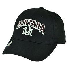 Montana Grizzlies Adjustable Hats